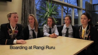 Embedded thumbnail for Boarding at Rangi Ruru