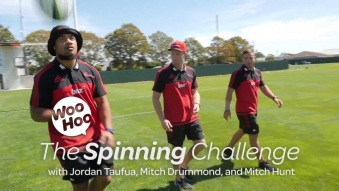 Embedded thumbnail for Woohoo NZ: Reckon you can do better than the BNZ Crusaders?