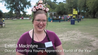 Embedded thumbnail for Ellerslie TV - Episode 25 - The Overall Young Apprentice Florist of the Year is
