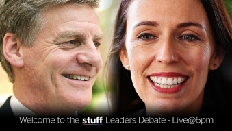 Embedded thumbnail for Fairfax Media Leader's Debate 2017