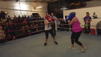 Embedded thumbnail for 1 More Round - Contenders Series 7 - Fight 10 - Aoife Murphy vs Azurelee Borlase
